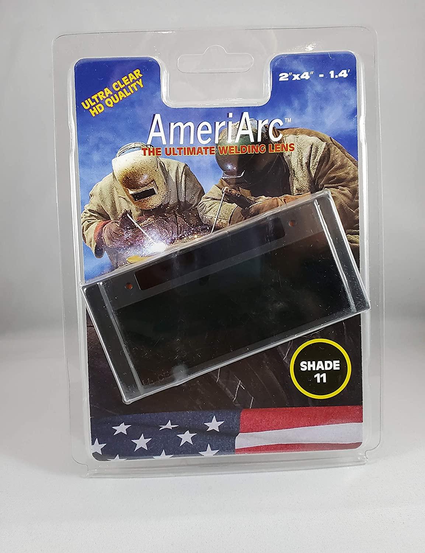 Ameriarc Auto-Darkening Welding filter 2x4 - Shade 11