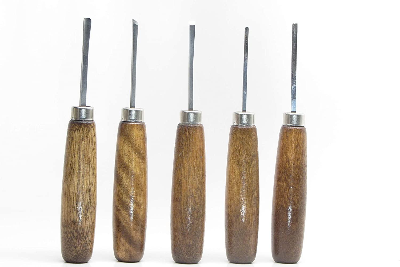Ramelson Sub Mini Wood Carving Gunsmith Luthier Violin Decoy Tools USA 106M
