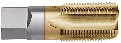 RedLine Tools - 1/8-27 NPS - Straight Pipe Tap.7500 Thread Length 4 Flutes - RT35601
