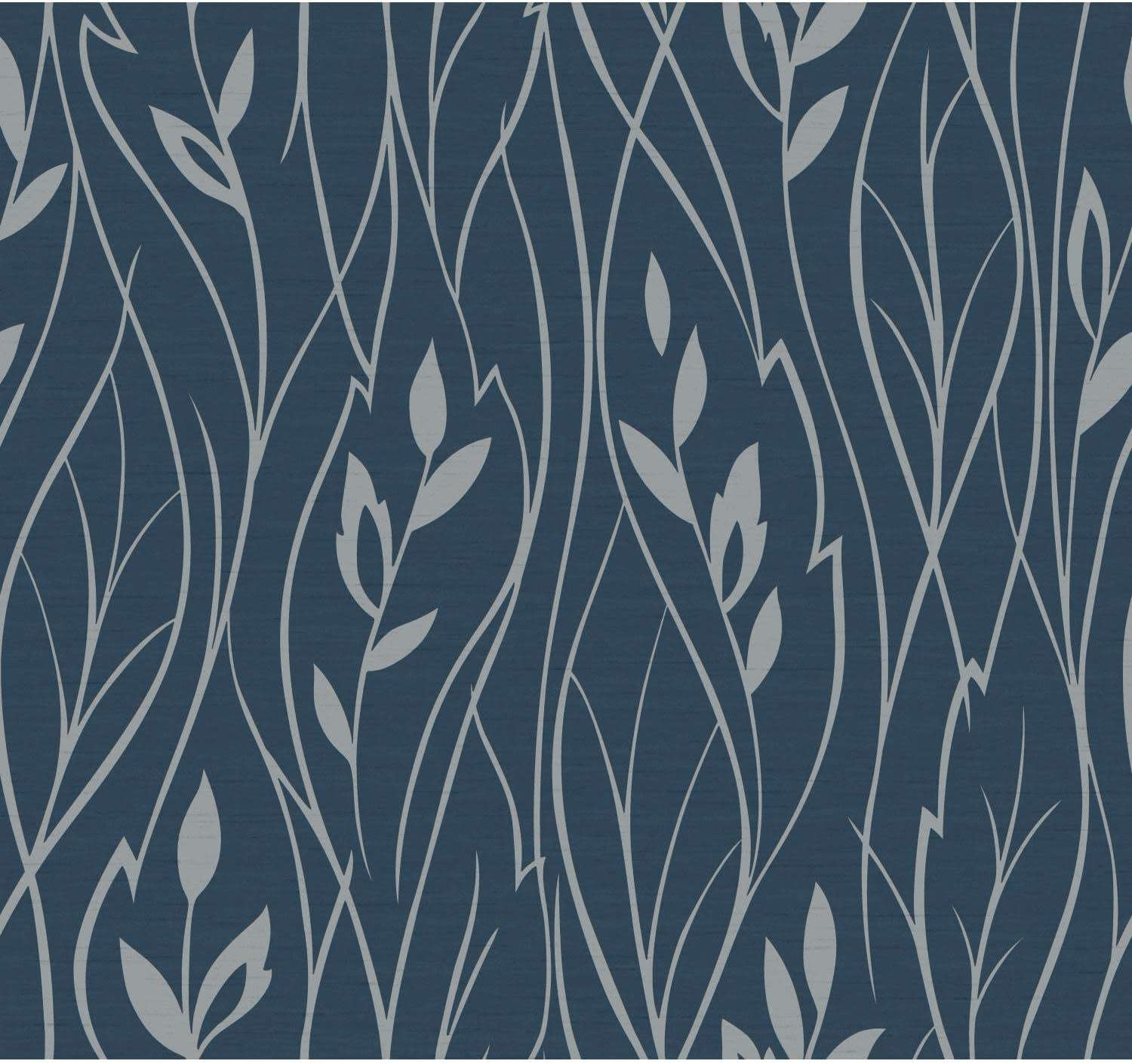 York Wallcoverings Y6200802 60.75 Square Foot - Leaf Silhouette - Unpasted Non-W, N/A