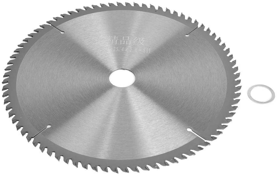 Circular Saw Blades, Disc Carbide Cemented Woodworking Saw Disc 230x25.4x2.6mm 40T Framing Saw Blade for Wood and Wood Composites