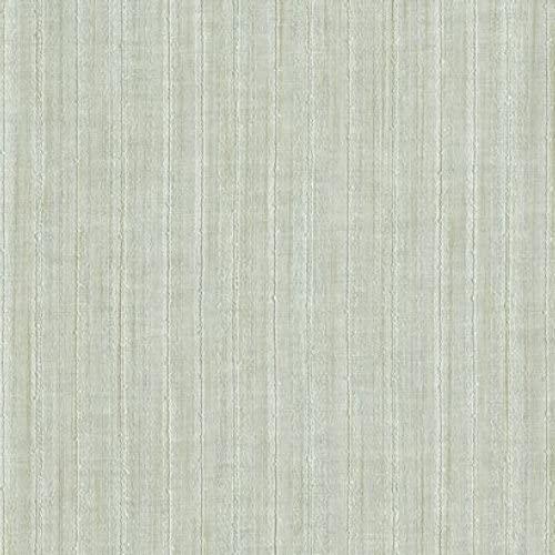 York Wallcoverings RRD7258N Spa Blues Manuscript Wallpaper, Blues