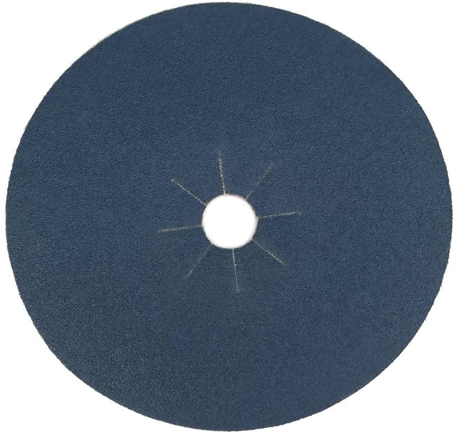 Mercer Industries 410050 Floor Sanding Edger Disc, Zirconia, Cloth Back, 7