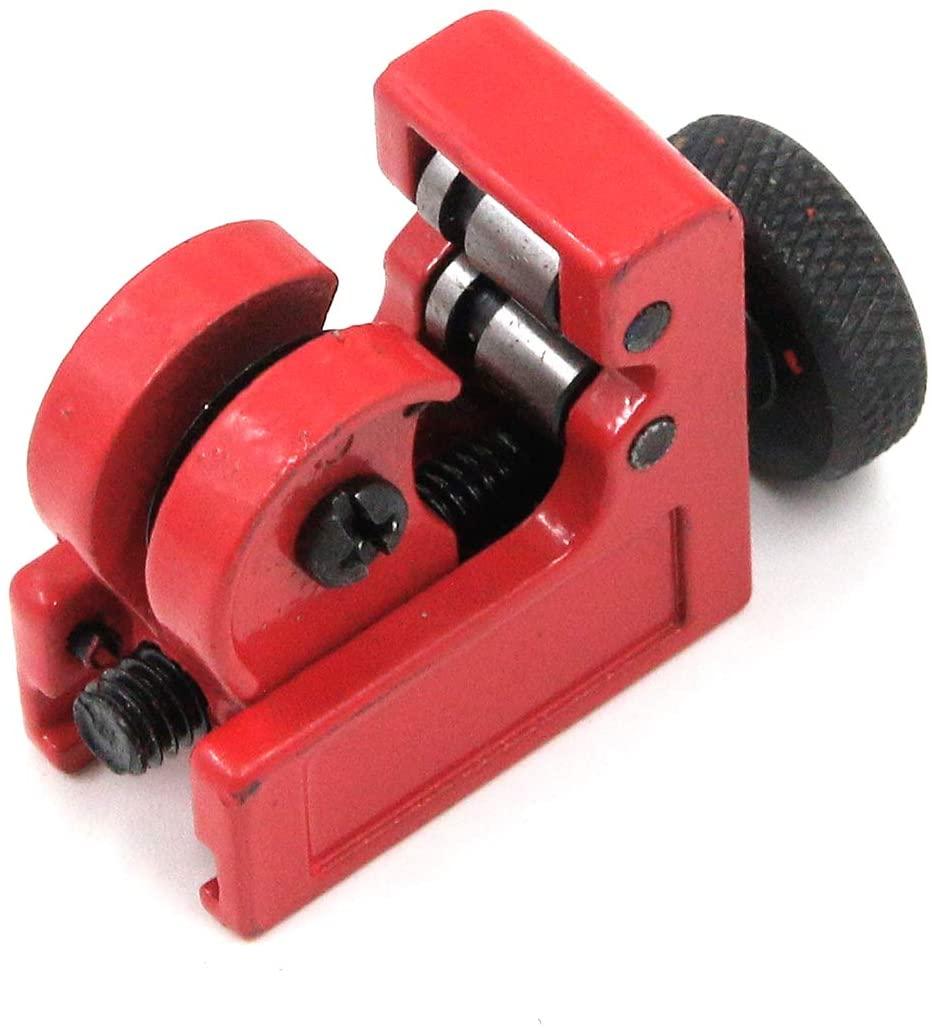 Karcy Mini Tubing Cutter Alloy Steel 1.8x0.7x1.3