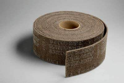 Scotch-Brite 3M (CP-RL) Cut and Polish Roll, 6 in x 30 ft A VFN