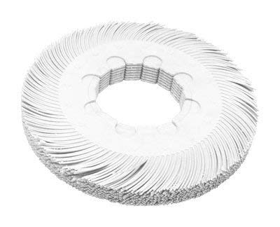 Scotch-Brite(TM) Radial Bristle Brush Replacement Disc T-S 120 Refill, 8 in, 70 per pack, 1 pack per case