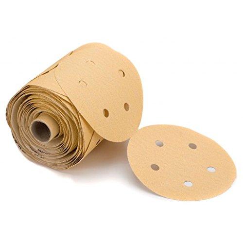 Mirka Bulldog Gold Abrasive Discs 5