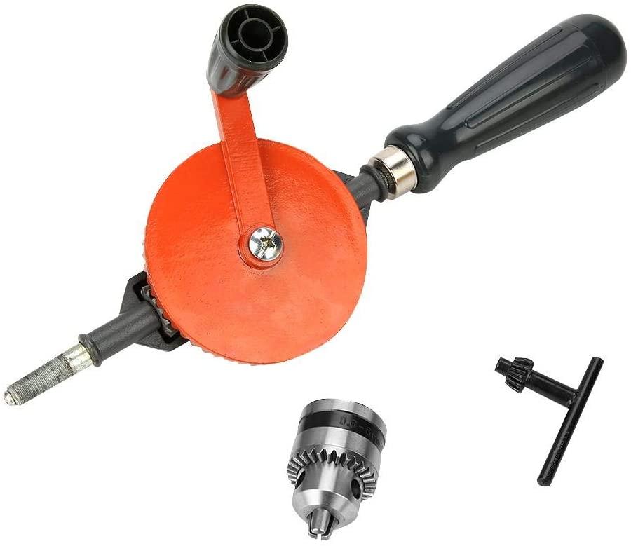 Hand Drill, Chuck size1/4