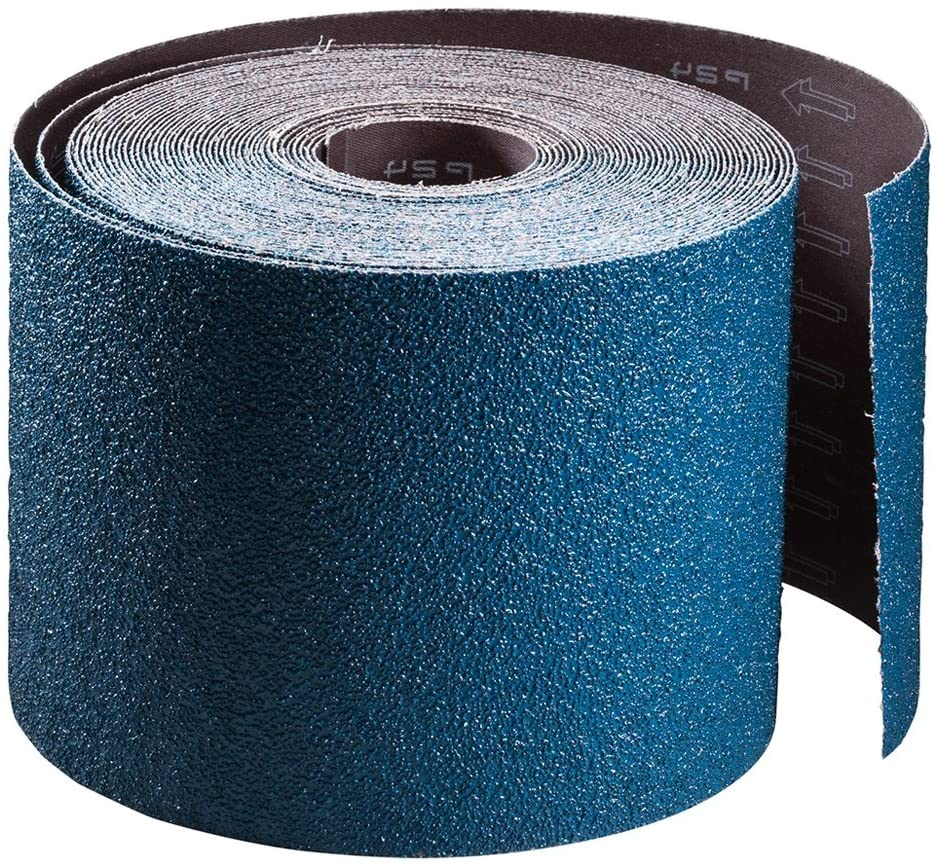 Mercer Industries 402080 Zirconia Cloth Floor Sanding Roll, 8