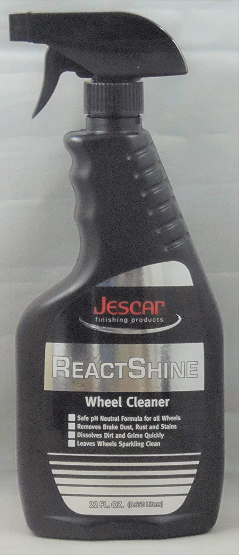 Jescar React Shine Wheel Cleaner