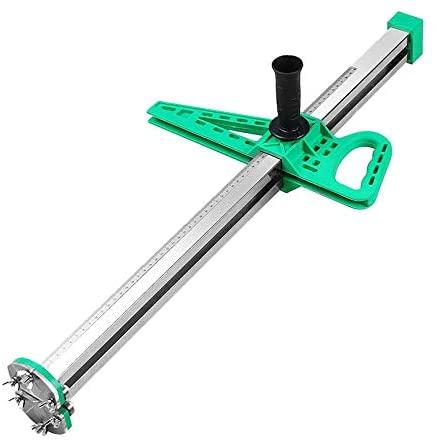 ZicHEXING-US Manual Gypsum Board Cutter Woodworking Hand Push Drywall Cutting Artifact Tool