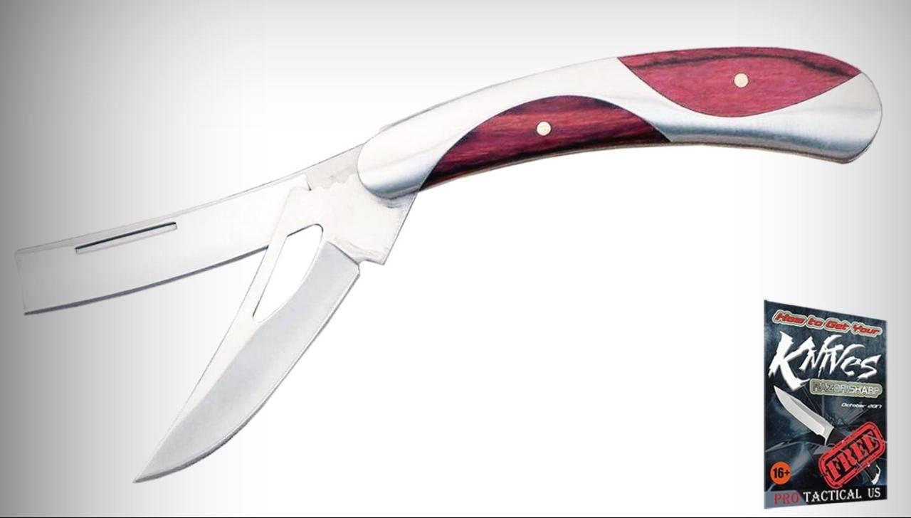 Pocket Elite Folding Knife 3.5