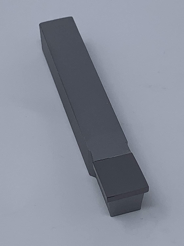 C 44 Carbide Tipped Tool Bit, C-5 Carbide Grade, 1/2