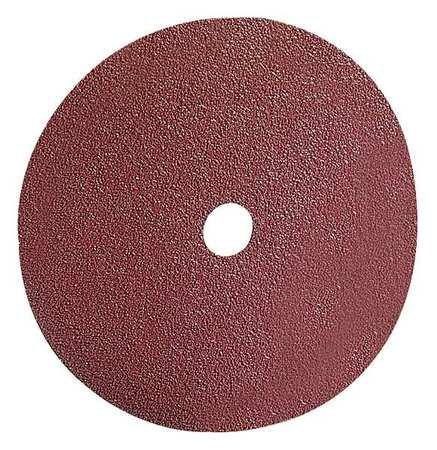 Fiber Disc, 7 In D, 120 G, PK10