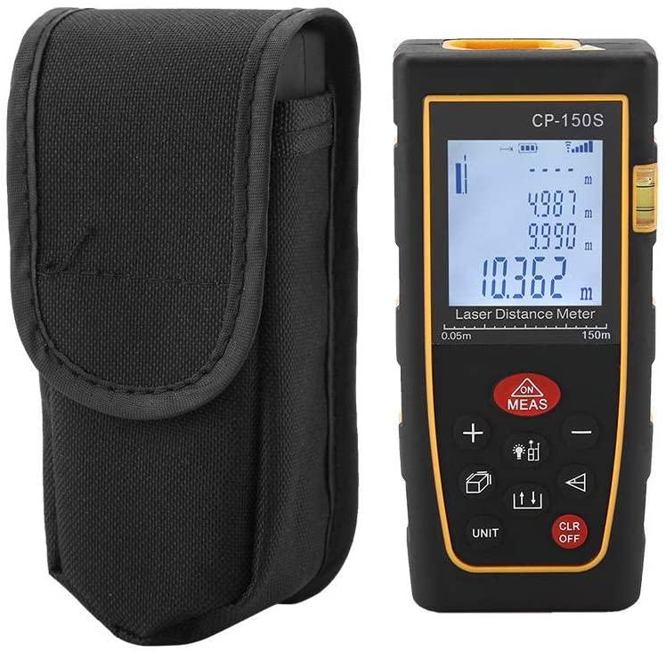 BTIHCEUOT Distance Measure Rangefinder,Digital Distance Meter Range Finder Measure Diastimeter(cp-150s)