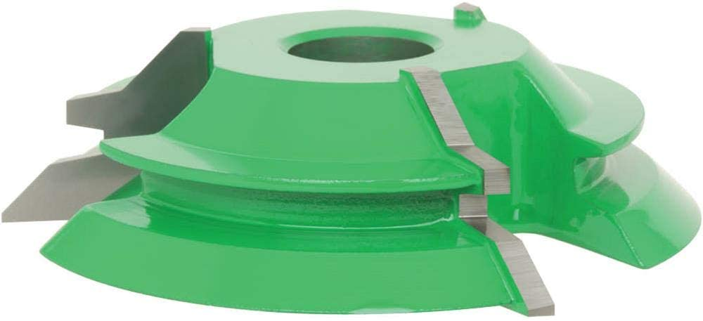 Grizzly Industrial C2125 - Shaper Cutter - Double Lock Miter, 3/4