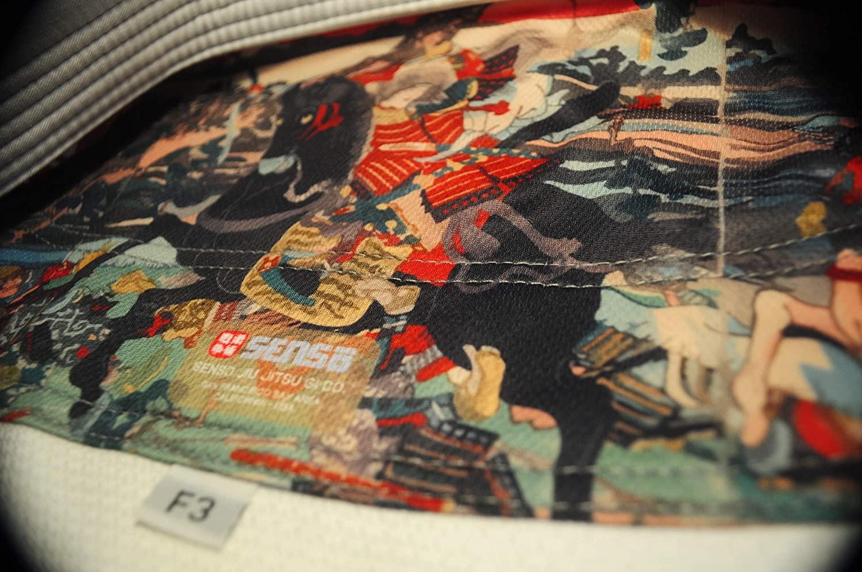 SENSO JIU JITSU Tomoe - Bamboo Women's Gi