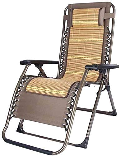 TYGYDLQ Sun Cushions, Portable Chairs, Patio Cushions, Indoor and Outdoor Garden Terrace, Folding Deck Chairs