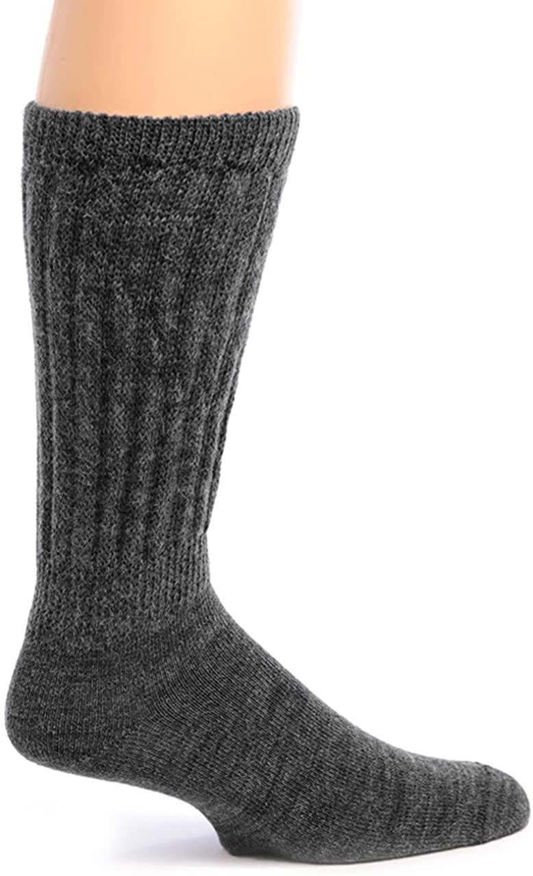 Warrior Alpaca Socks - Men's Therapeutic Alpaca Socks