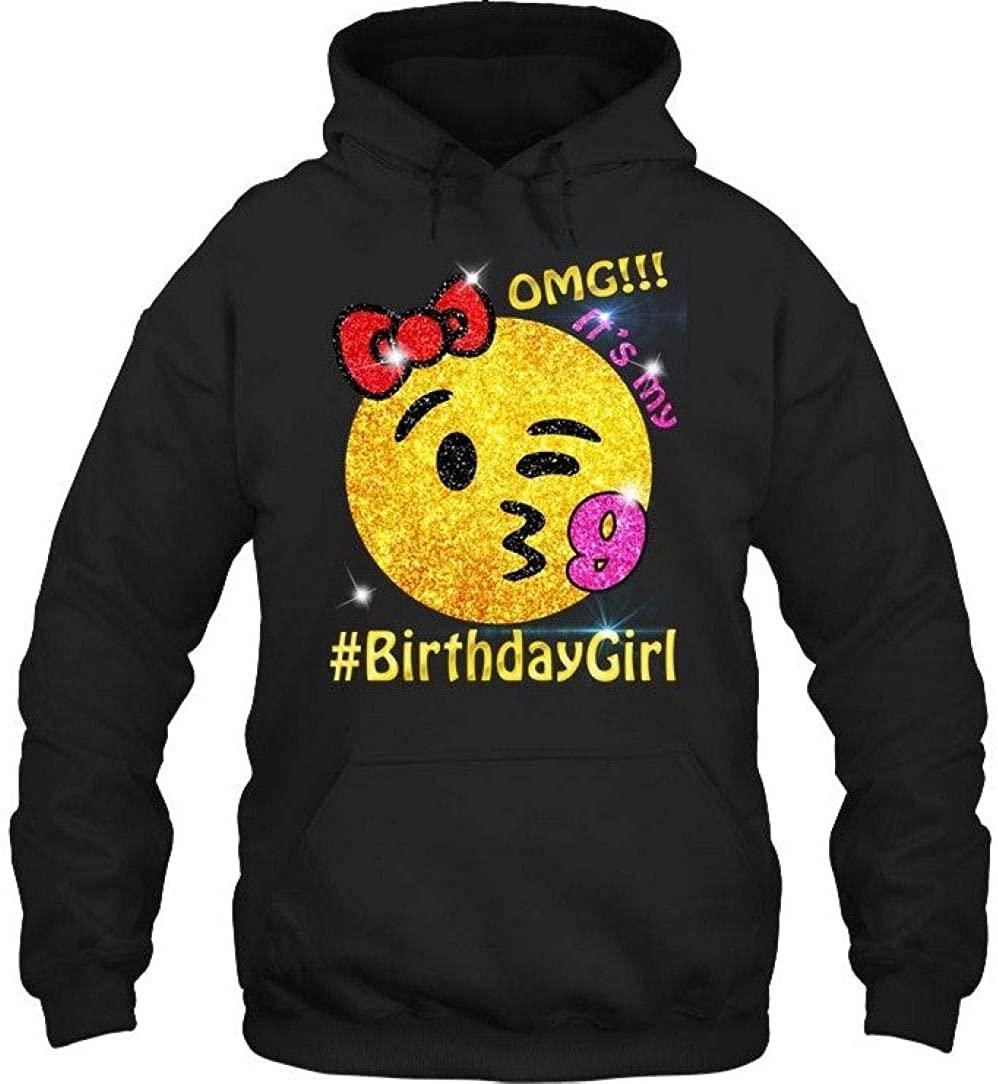 Funny 9 Years Old 9th Birthday Girl Emoji Shirt 2009 Tee