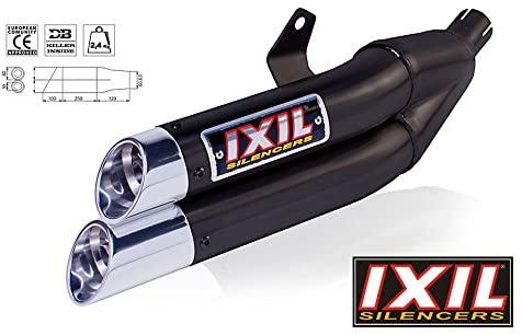 Motorize IXIL Hyperlow Black XL for Honda CB 650 F/CBR 650 F 14-