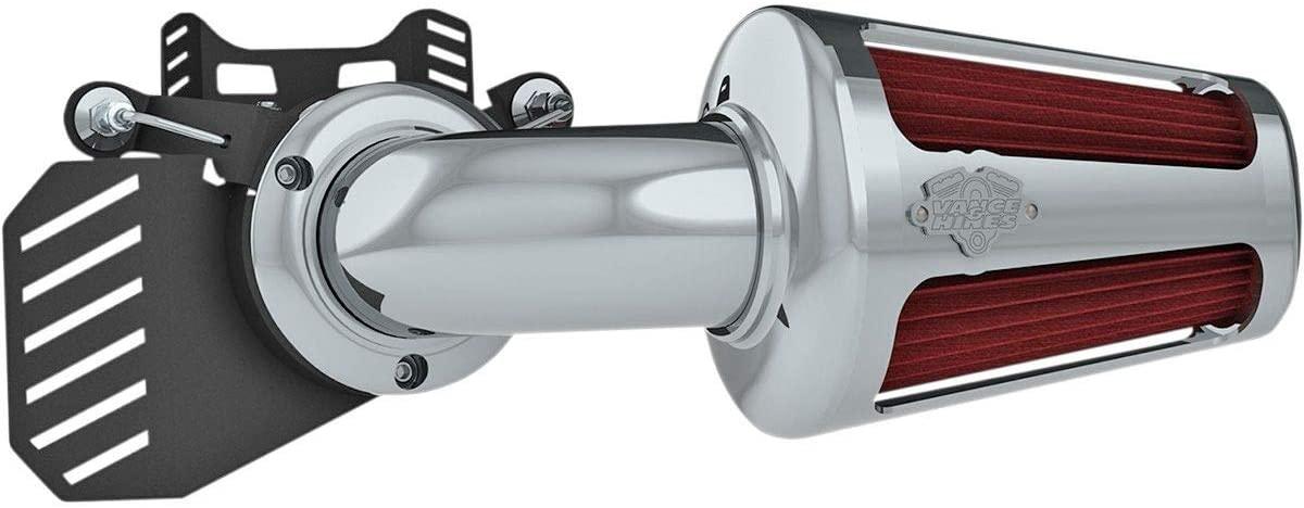 Vance & Hines VO2 90 Air Intake (Chrome) for 09-19 Harley XL883N
