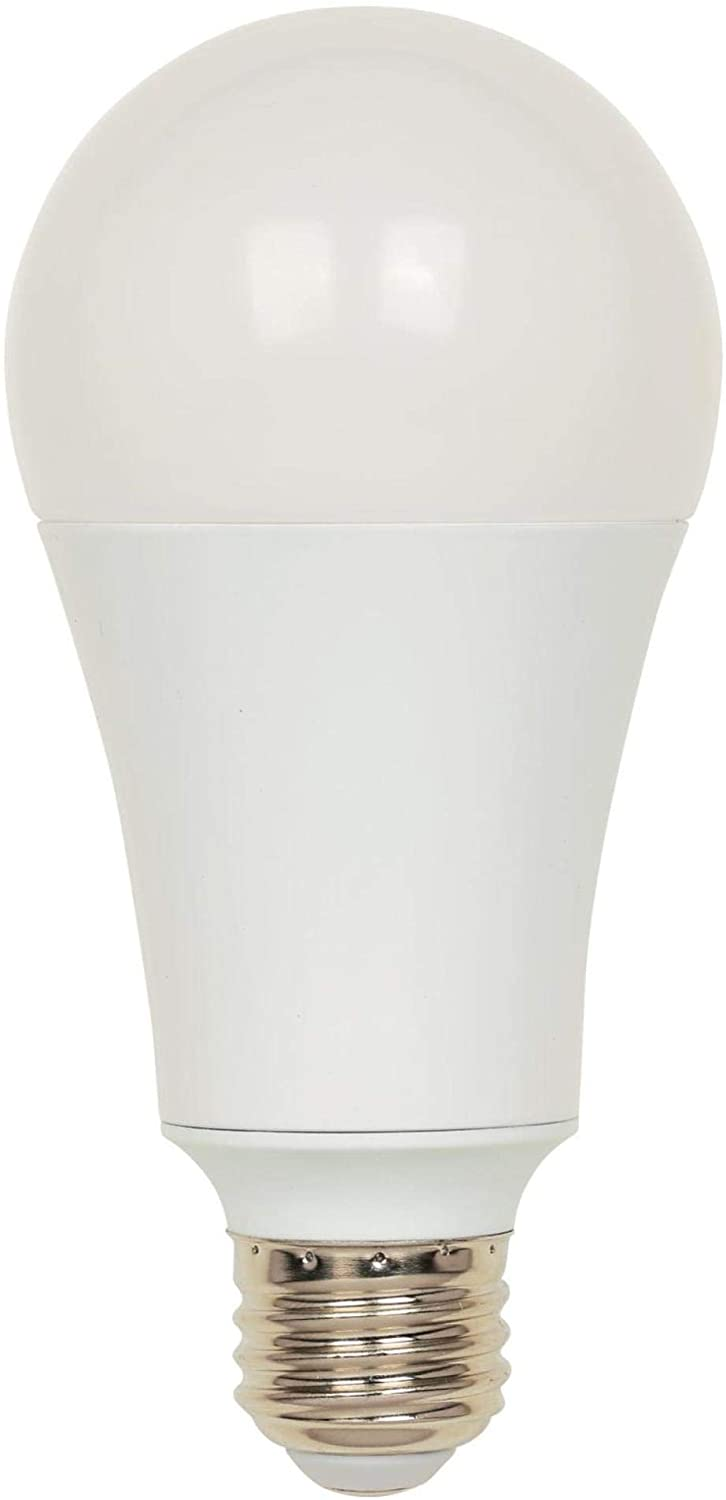 Westinghouse Lighting 1 Westinghouse 5159000 25-Watt (150-Watt Equivalent) Omni A21 Bright Energy Star Medium Base LED Light Bulb, Soft White