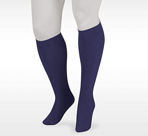 Juzo Dynamic Cotton 30-40mmhg Men's Closed Toe Compression Sock