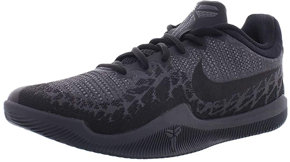 Nike Kobe Mamba Rage Mens Basketball Shoes Black, 8