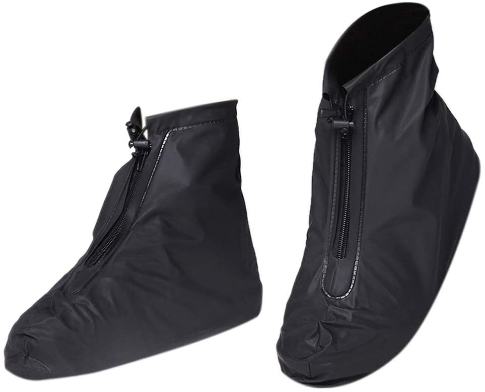 Printasaurus Shoe Cover Unisex Shoes Covers Rain Boots Cover PVC Reusable Non-Slip Cover Waterproof Home & Garden Rain Gear