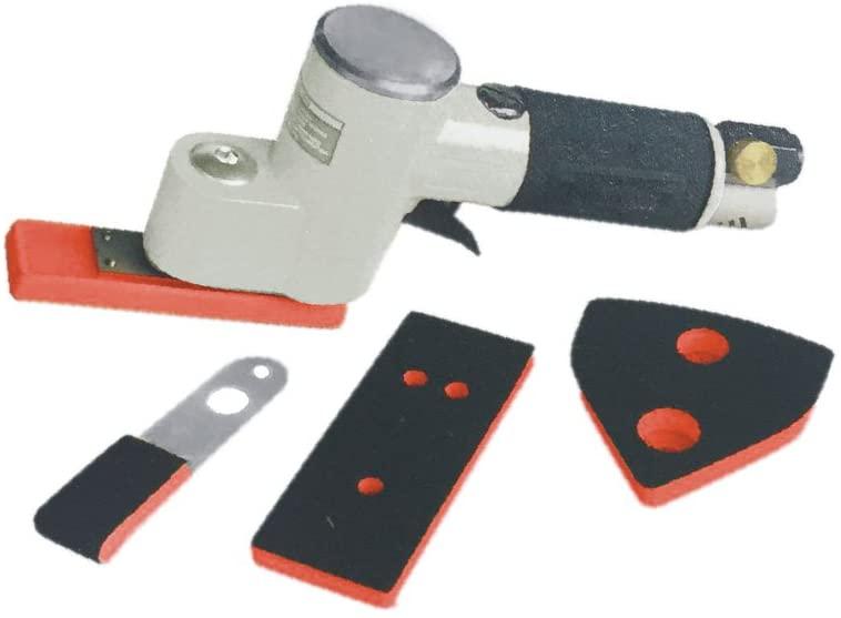 meite MT-5122-2 Professional Air Sander Reciprocating Grinding Machine 13000 rpm Pneumatic Polishing Tool