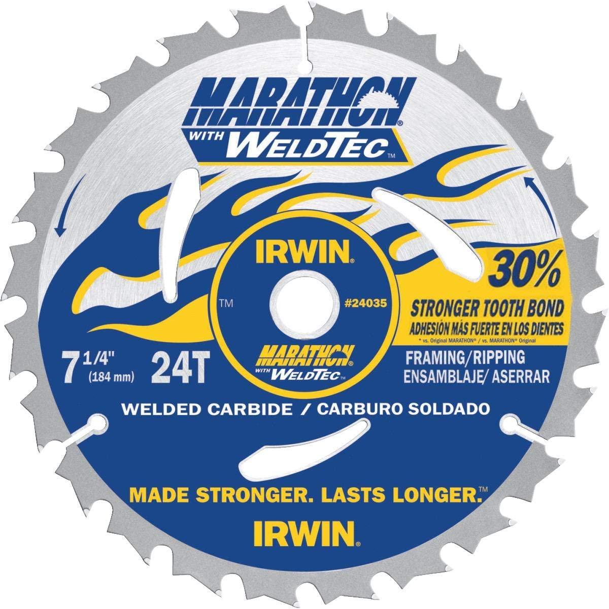 Irwin 24035 7-1/4