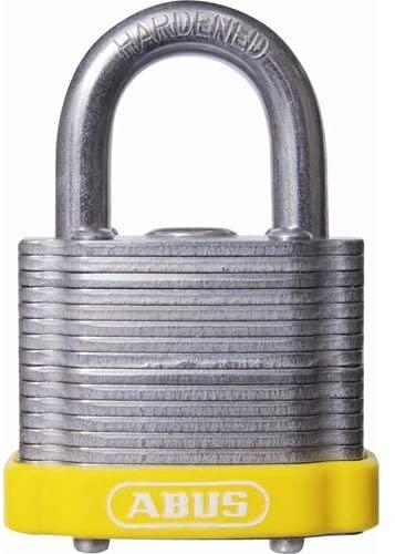 Abus 41/40 B KD Yellow, 42015 41 Series LS Padlock Key Different Yelllow (Pack of 20 pcs)