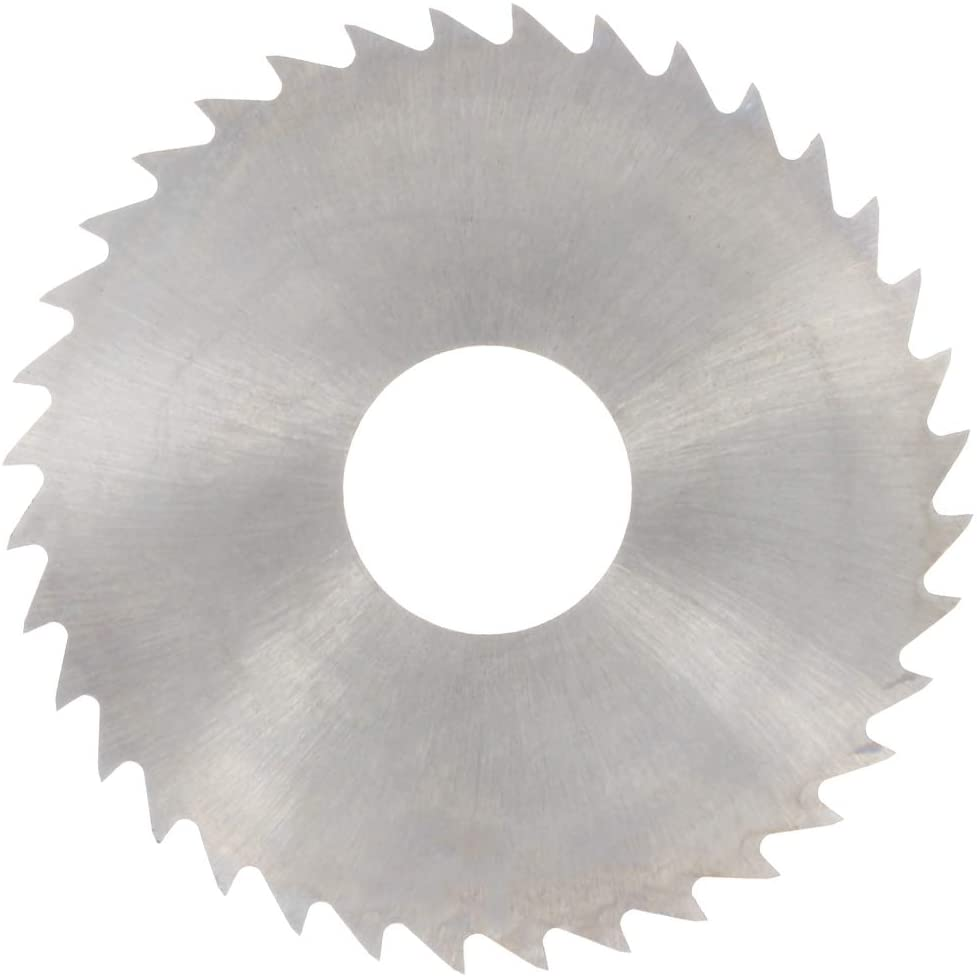 Utoolmart HSS Saw Blade 75mm 36 Tooth Circular Cutting Wheel 0.8mm Thick w 22mm Arbor 1pcs
