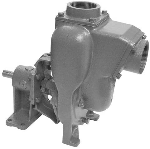 MP Pumps 35733 - Petrolmaxx 35733 Centrifugal Self Primer Pedestal Pump - 320 gpm, 145 ft of Head, 3 in NPT Ports