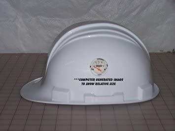 3 – Beer Gauge Hard Hat / Helmet Stickers H217