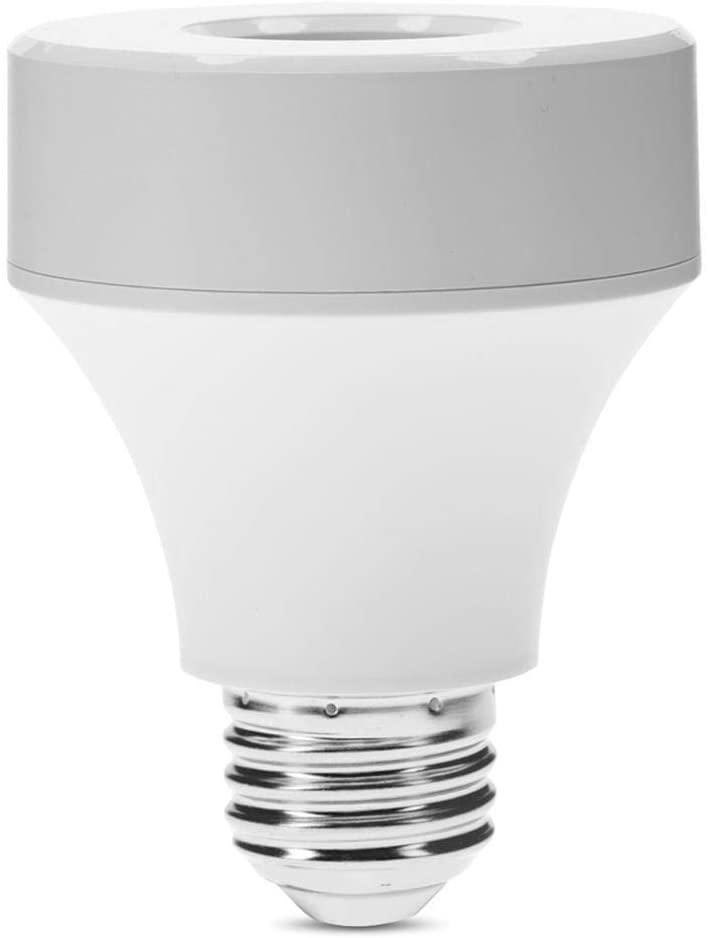 VIFER Lamp, Light Bulb Base Switch Lamp Holder Wireless Smart Lamps
