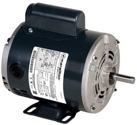 Marathon Electric C431 - General Purpose Motor - 1 ph, 1/4 hp, 1500 rpm, 110/220 V, 48 Frame, DP Enclosure, 60 Hz, Rigid Mount