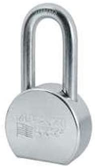 Master Lock A703, No. A703 Rekeyable Padlock Solid Steel - Keyed Different (Pack of 12 pcs)