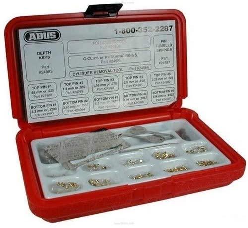Abus 37SK-1, 37001 Rekeying Kit for 37 Series Padlock