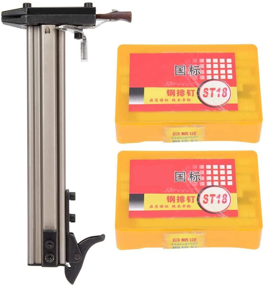 Manual Nail Gun Steel Slotted Semi-Automatic Brad Nailer for Steel Nail