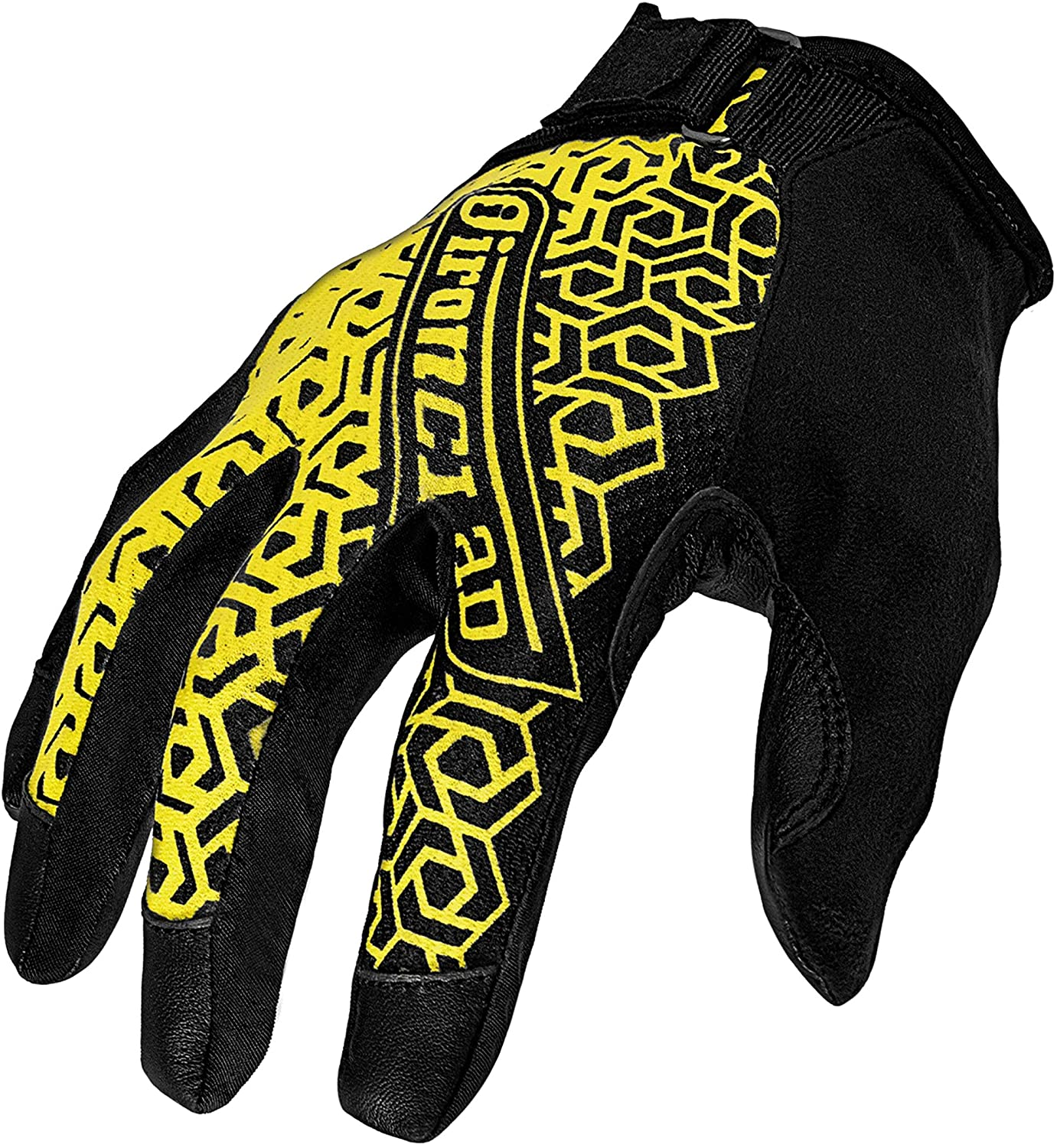 Ironclad Console Gaming Gloves, Precision Fit, Performance Grip, Touchscreen Compatible, Machine Washable, (1 Pair), Size XL (ES-CNSL-05-XL)