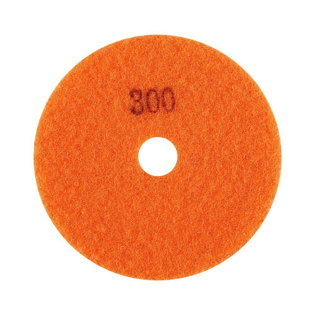 ROSEBEAR Diamond Polishing Pads 100mm 4 Wet Grinding Disc for Granite Marble Stone