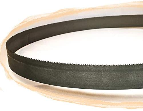 12-7 1/4 x 1 x .035 x 8/12 Band Saw Blade M42 Bi-metal 1 Pcs