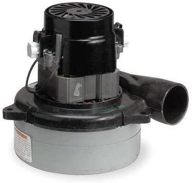 Vacuum Motor/Blower, Tangential, 2 Stage, 1 Speed, Acustek
