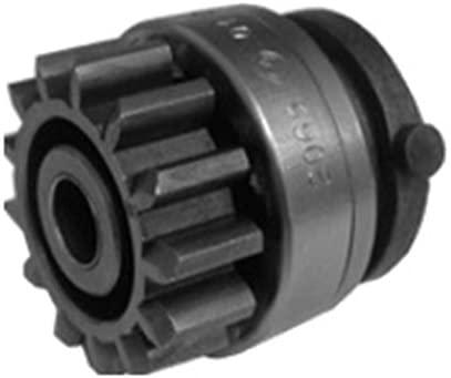 Rareelectrical NEW STARTER DRIVE COMPATIBLE WITH F7RU-10670 54-225 54-225-1 0907 1-01-0907-0 F7RU10670 54225 542251 10109070