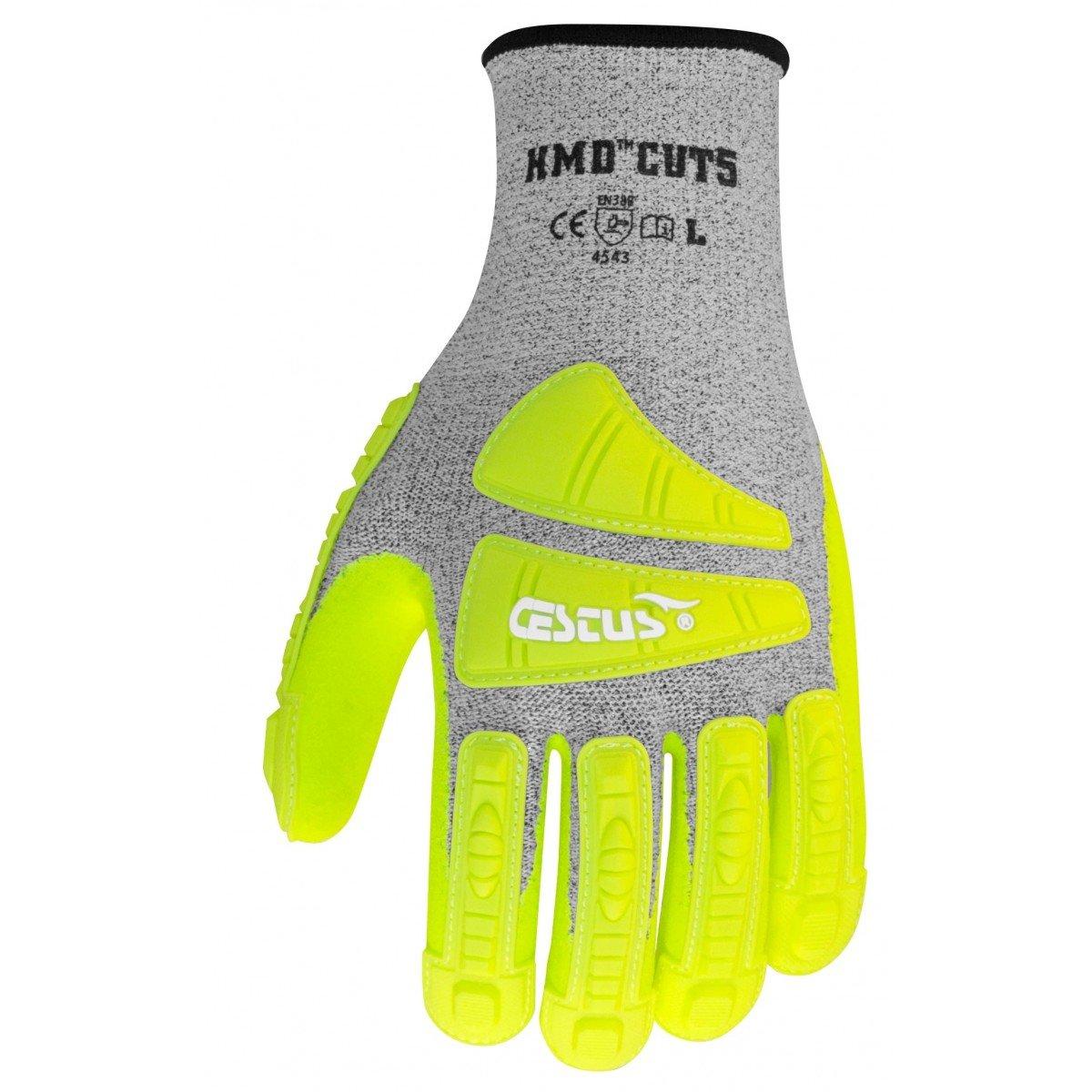 Cestus 3006 2XL HMD CUT5 - Oil and Gas Glove, 2