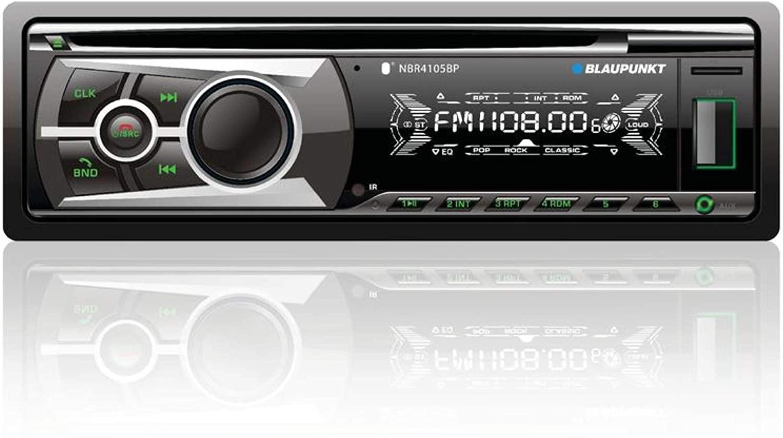 Blaupunkt Nebraska NBR4105BP CD & MP3 Receiver AM/FM Tuner