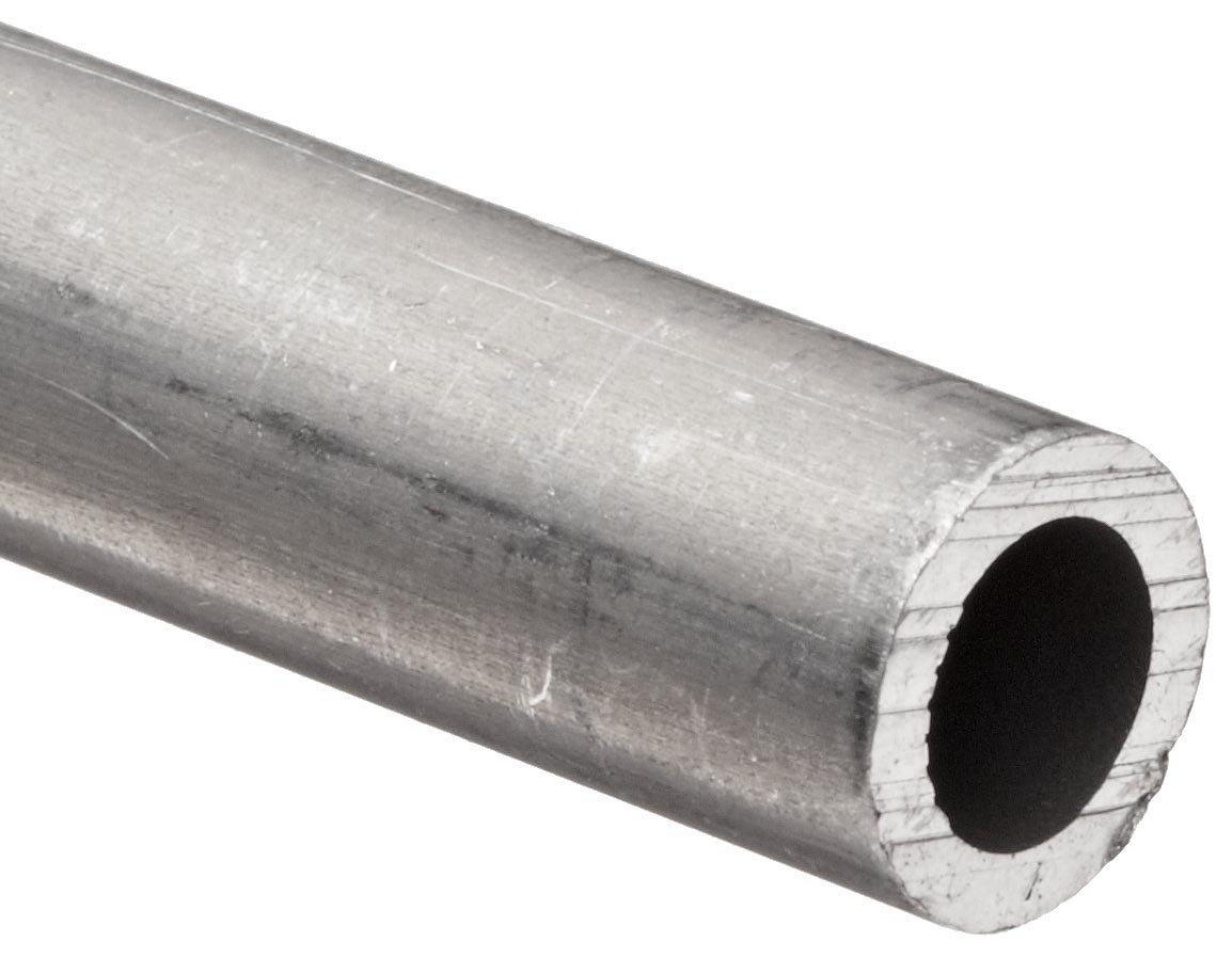 Aluminum 6061-T6 Pipe Schedule 40 1/8