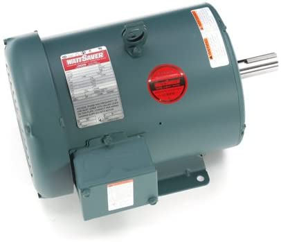 Leeson Electric 132255.00 - General Purpose Motor- Special Voltage - 3 ph, 5 hp, 1800 rpm, 575 V, 184T Frame, Totally Enclosed Fan Cooled Enclosure, 60 Hz, Rigid base Mount